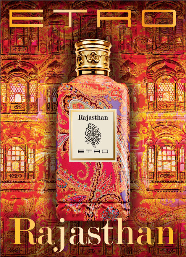 Etro Parfüm Rajastan