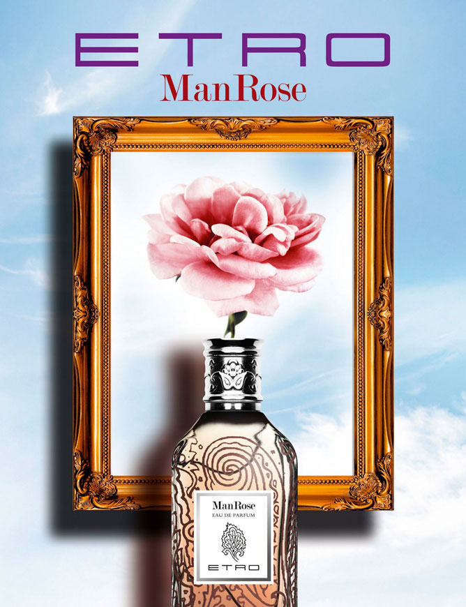 Etro Parfüm Man Rose